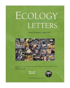 ecologyletters_v18i8_cover