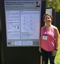 Nora with MSA 2016 Poster